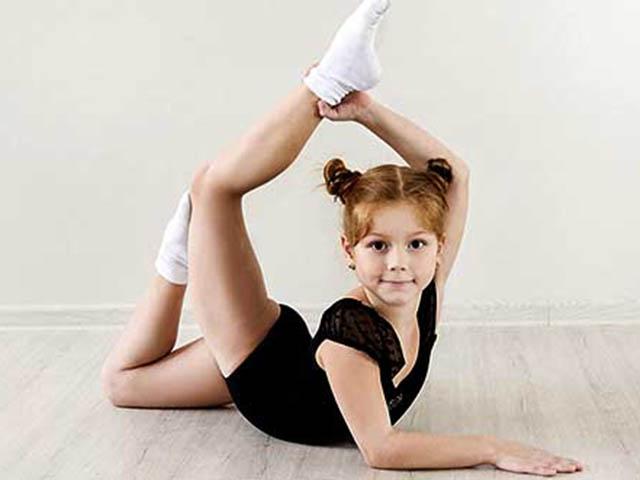 Гимнастика ребенок