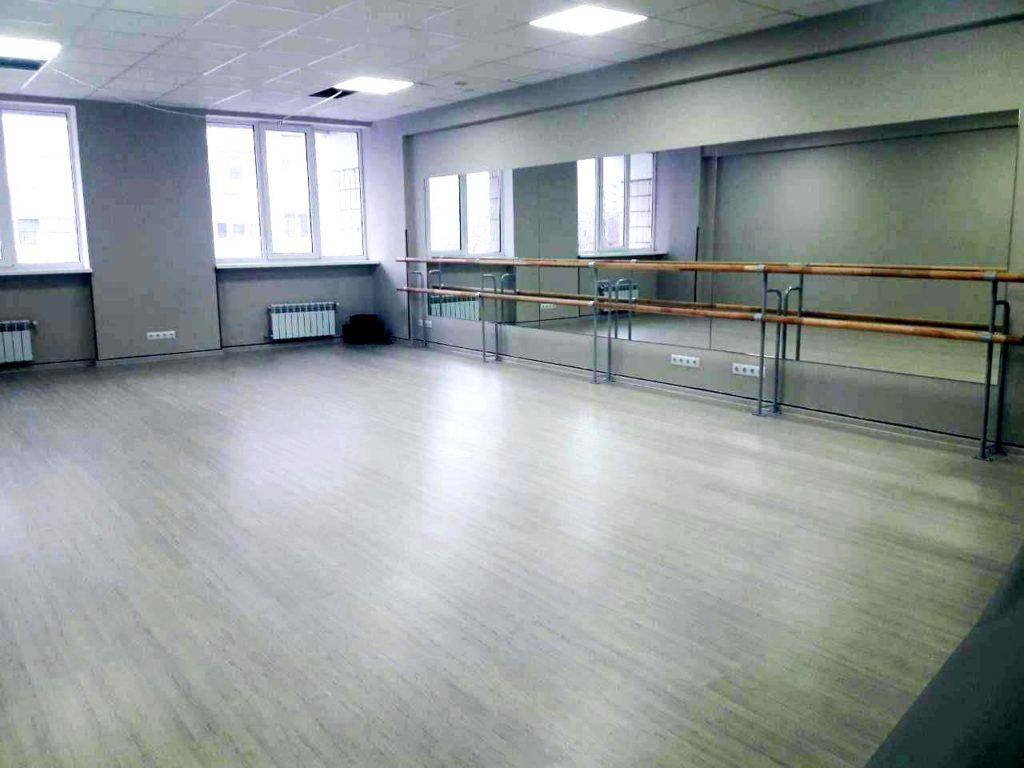 залы для танцев и балета