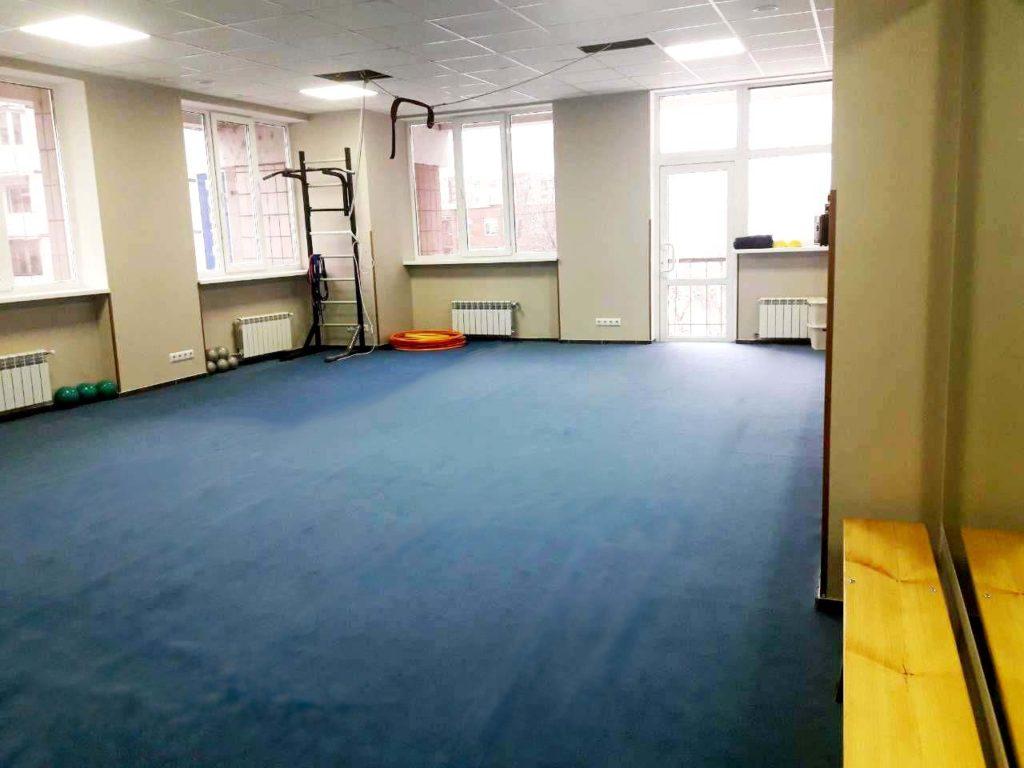 Спортивная студия зал